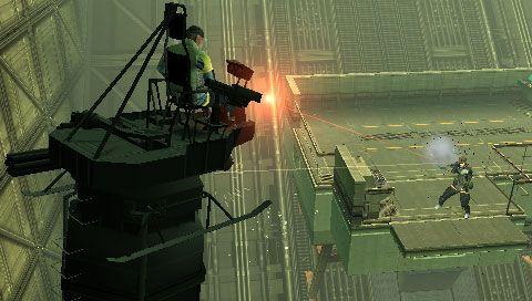 Metal Gear Solid: Portable Ops (PSP)  Archiv - Screenshots - Bild 10