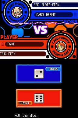 SNK Vs Capcom Card Fighters DS (DS)  Archiv - Screenshots - Bild 9