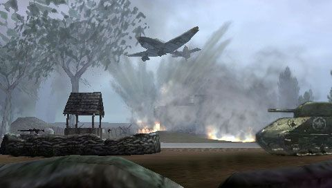 Call of Duty: Roads to Victory (PSP)  Archiv - Screenshots - Bild 10