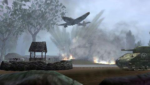 Call of Duty: Roads to Victory (PSP)  Archiv - Screenshots - Bild 10