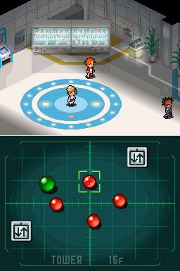 SNK Vs Capcom Card Fighters DS (DS)  Archiv - Screenshots - Bild 2