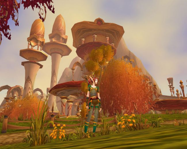 World of WarCraft: The Burning Crusade  Archiv - Screenshots - Bild 12