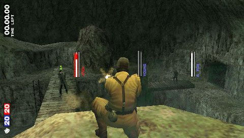 Metal Gear Solid: Portable Ops (PSP)  Archiv - Screenshots - Bild 21