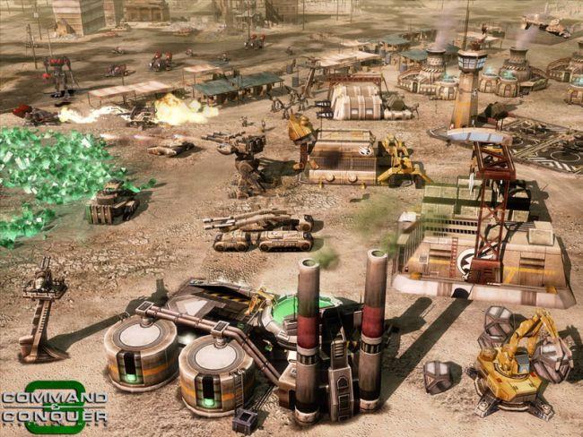 Command & Conquer 3: Tiberium Wars  Archiv - Screenshots - Bild 40