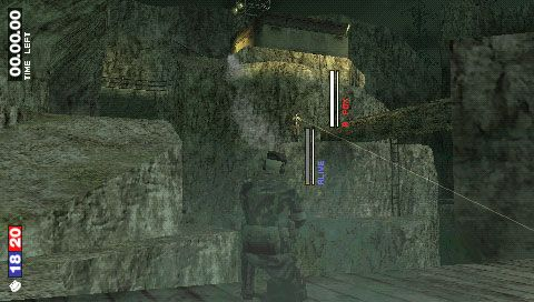 Metal Gear Solid: Portable Ops (PSP)  Archiv - Screenshots - Bild 22