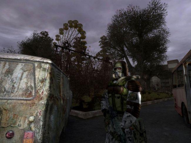 S.T.A.L.K.E.R. Shadow of Chernobyl  Archiv - Screenshots - Bild 51