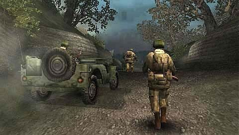 Call of Duty: Roads to Victory (PSP)  Archiv - Screenshots - Bild 6