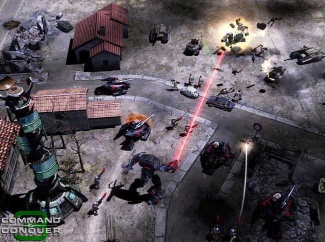 Command & Conquer 3: Tiberium Wars  Archiv - Screenshots - Bild 46