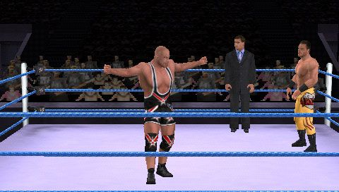 WWE SmackDown! vs. RAW 2007 (PSP)  Archiv - Screenshots - Bild 8