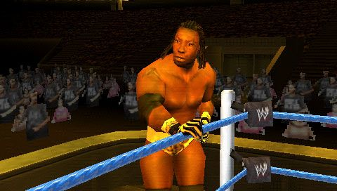 WWE SmackDown! vs. RAW 2007 (PSP)  Archiv - Screenshots - Bild 5