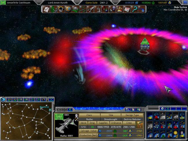Space Empires 5  Archiv - Screenshots - Bild 32