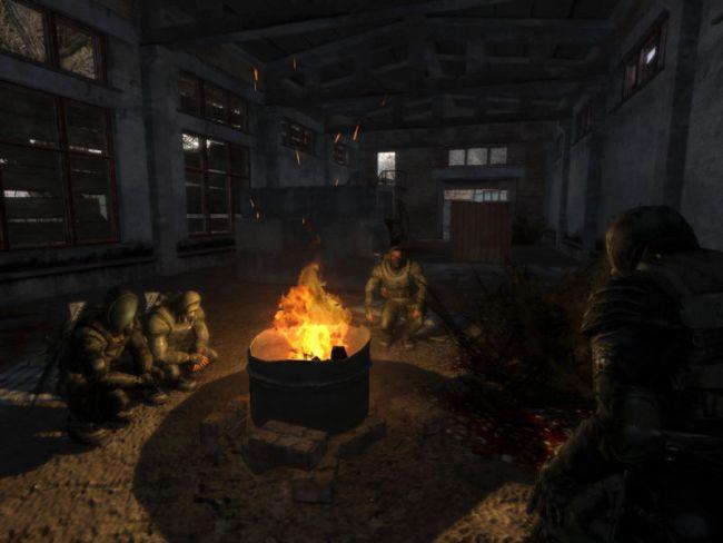 S.T.A.L.K.E.R. Shadow of Chernobyl  Archiv - Screenshots - Bild 34