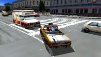 Crazy Taxi: Fare Wars (PSP)  Archiv - Screenshots - Bild 39