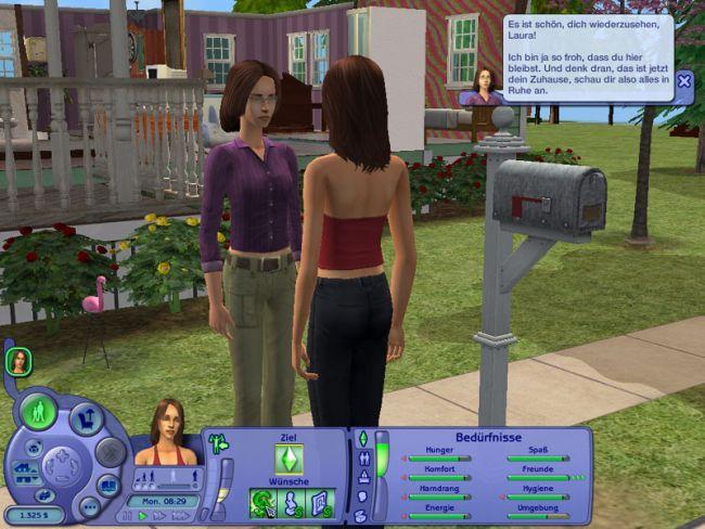 Sims Lebensgeschichten  Archiv - Screenshots - Bild 2