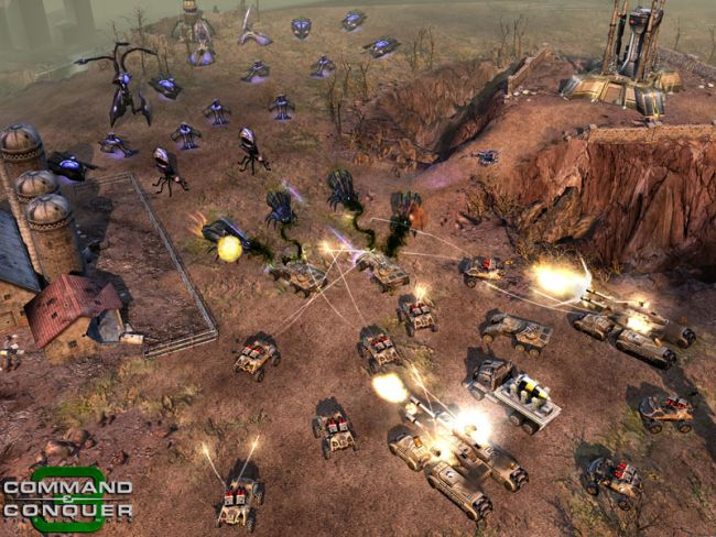 Command & Conquer 3: Tiberium Wars  Archiv - Screenshots - Bild 37