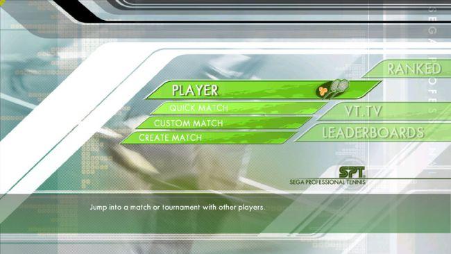 Virtua Tennis 3  Archiv - Screenshots - Bild 6