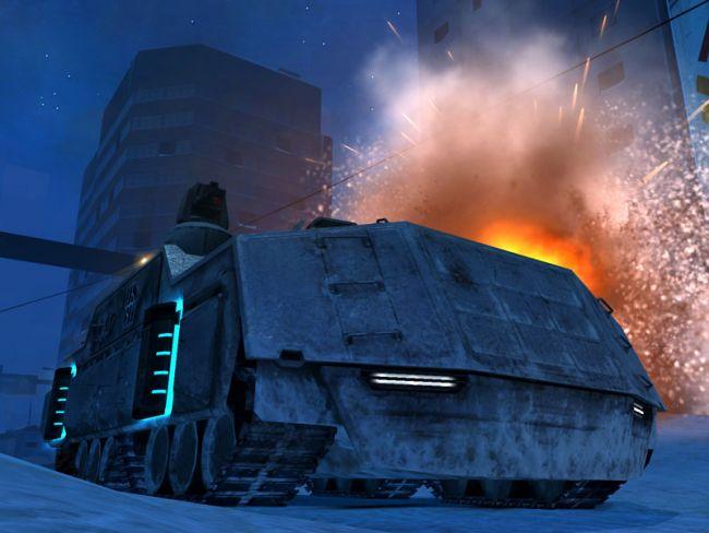Battlefield 2142: Northern Strike  Archiv - Screenshots - Bild 9