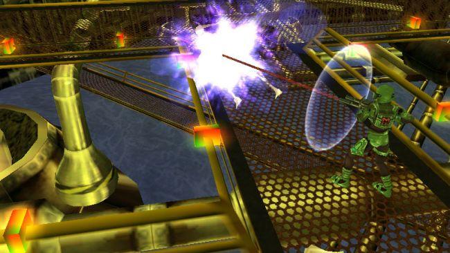 Alien Syndrome (PSP)  Archiv - Screenshots - Bild 16