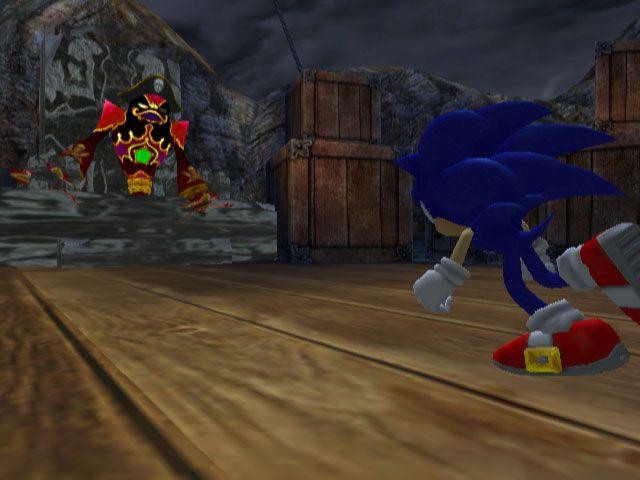 Sonic und die geheimen Ringe  Archiv - Screenshots - Bild 17