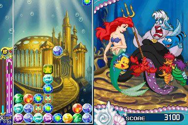 Meteos: Disney Magic (DS)  Archiv - Screenshots - Bild 8