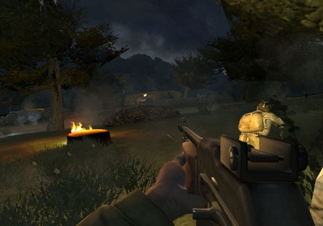 Medal of Honor: Vanguard  Archiv - Screenshots - Bild 2