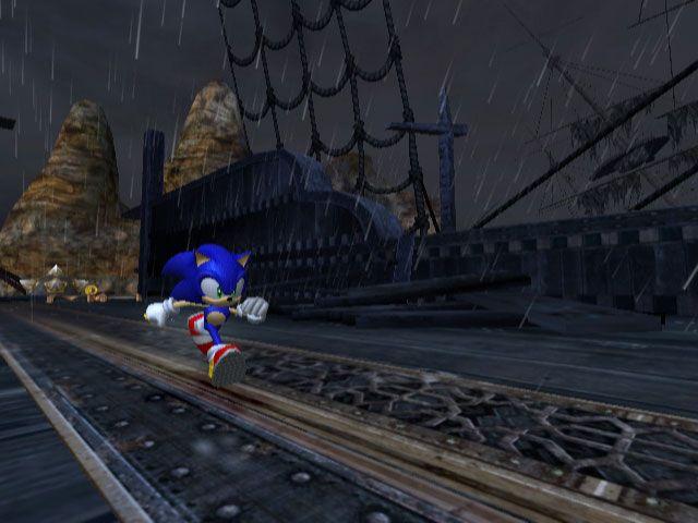 Sonic und die geheimen Ringe  Archiv - Screenshots - Bild 13