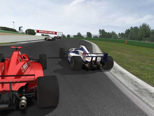 Race 07  Archiv - Screenshots - Bild 2