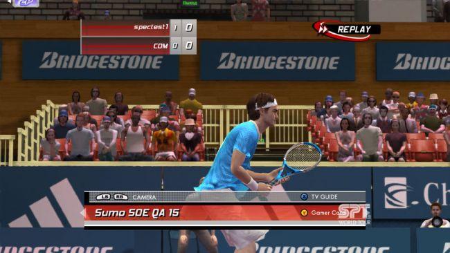 Virtua Tennis 3  Archiv - Screenshots - Bild 5