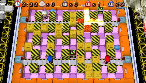 Bomberman (PSP)  Archiv - Screenshots - Bild 3