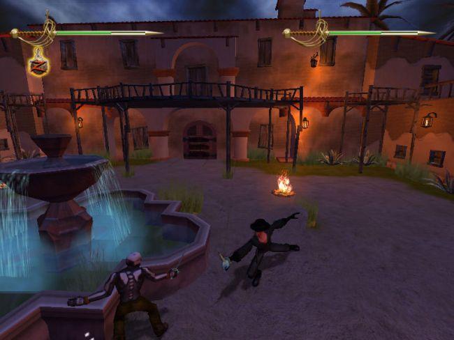 Destiny of Zorro  Archiv - Screenshots - Bild 3
