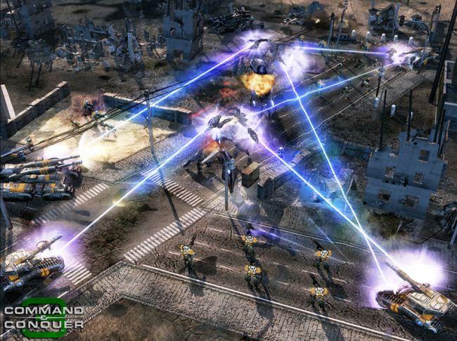Command & Conquer 3: Tiberium Wars  Archiv - Screenshots - Bild 35