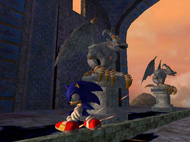 Sonic und die geheimen Ringe  Archiv - Screenshots - Bild 5