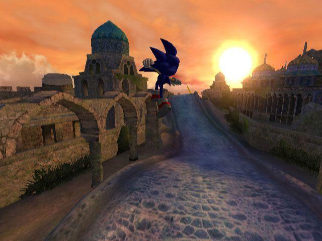 Sonic und die geheimen Ringe  Archiv - Screenshots - Bild 2