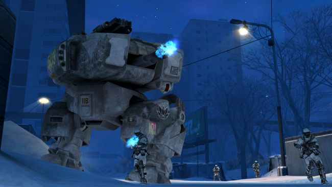 Battlefield 2142: Northern Strike  Archiv - Screenshots - Bild 17