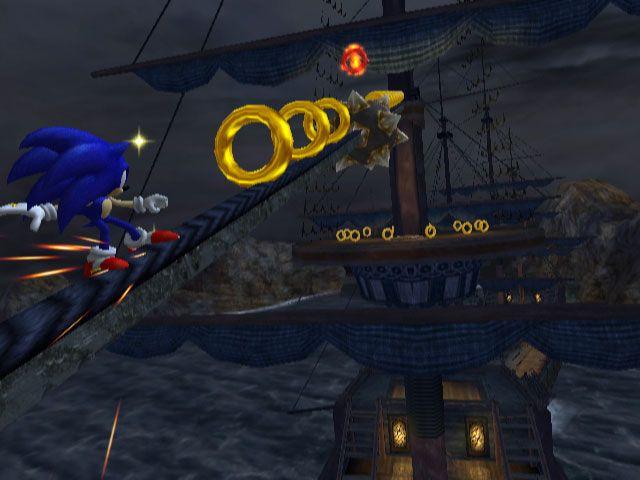 Sonic und die geheimen Ringe  Archiv - Screenshots - Bild 15
