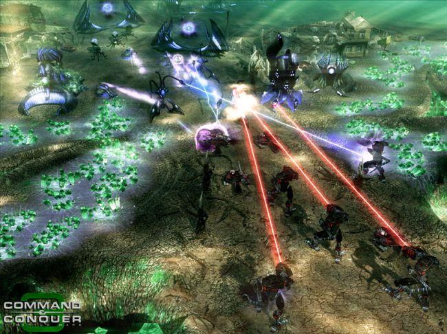 Command & Conquer 3: Tiberium Wars  Archiv - Screenshots - Bild 33
