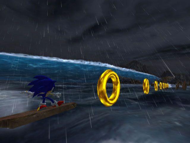 Sonic und die geheimen Ringe  Archiv - Screenshots - Bild 22