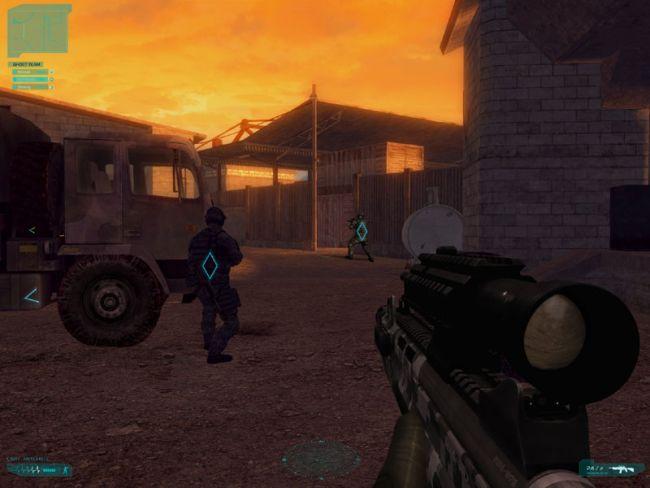 Ghost Recon: Advanced Warfighter 2  Archiv - Screenshots - Bild 19
