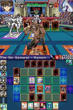 Yu-Gi-Oh! World Championship 2007 (DS)  Archiv - Screenshots - Bild 4