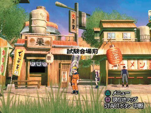 Naruto: Ultimate Ninja 2  Archiv - Screenshots - Bild 23