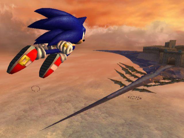 Sonic und die geheimen Ringe  Archiv - Screenshots - Bild 3