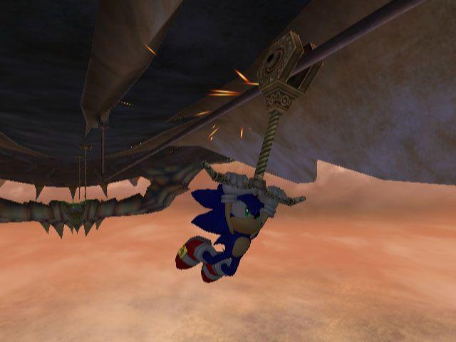 Sonic und die geheimen Ringe  Archiv - Screenshots - Bild 6
