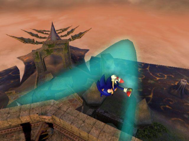 Sonic und die geheimen Ringe  Archiv - Screenshots - Bild 7