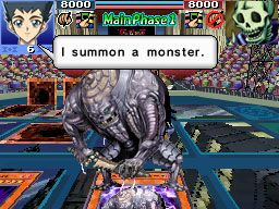 Yu-Gi-Oh! World Championship 2007 (DS)  Archiv - Screenshots - Bild 7