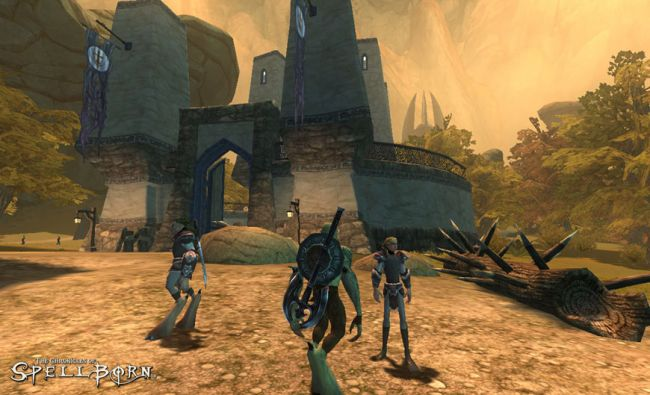 The Chronicles of Spellborn  Archiv - Screenshots - Bild 42