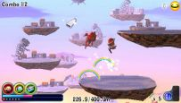 Rainbow Islands Evolution (PSP)  Archiv - Screenshots - Bild 2