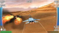 After Burner: Black Falcon (PSP)  Archiv - Screenshots - Bild 5