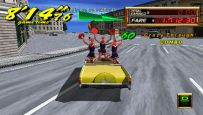 Crazy Taxi: Fare Wars (PSP)  Archiv - Screenshots - Bild 30