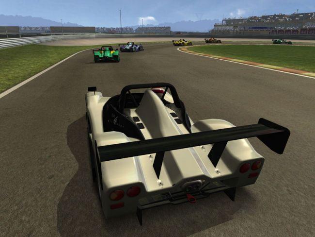 Race 07  Archiv - Screenshots - Bild 8