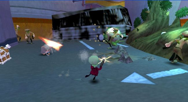 Death Jr. 2: Root of Evil Archiv - Screenshots - Bild 19